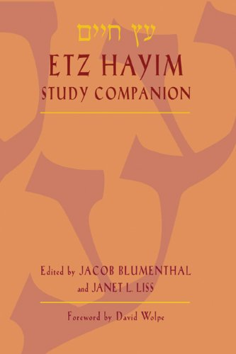 9780827608221: Etz Hayim-Study Companion