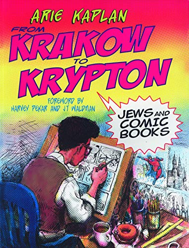 9780827608436: From Krakow to Krypton: Jews and Comic Books