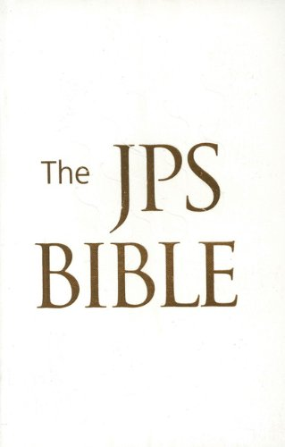 9780827608795: The JPS Bible, Pocket Edition (White Gift Edition)