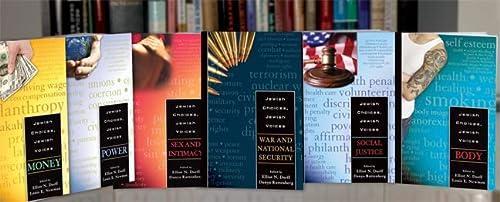 Jewish Choices, Jewish Voices, 6-Volume Set (Paperback): Elliot N. Dorff