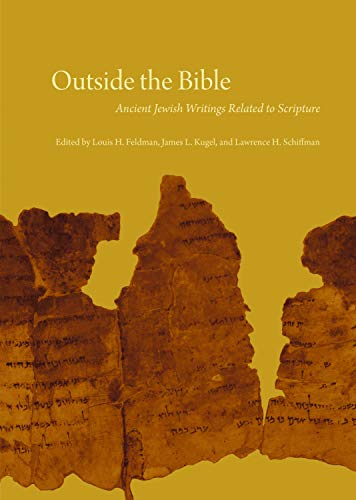 9780827609334: Outside the Bible, 3-volume set: Ancient Jewish Writings Related to Scripture