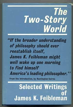 9780827690110: Two Story World Selected Writings Of