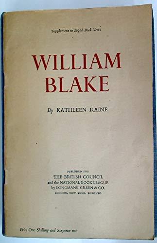 9780827760127: William Blake