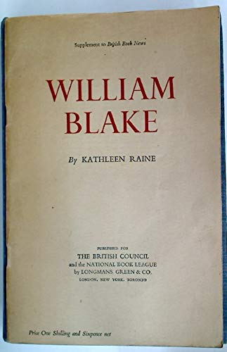 9780827760127: William Blake