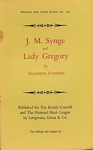 9780827761490: J. M. Synge and Lady Gregory