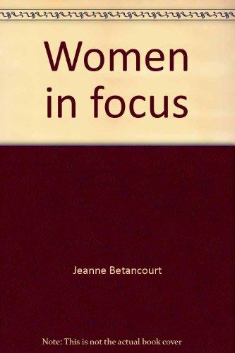 9780827802605: Women in focus