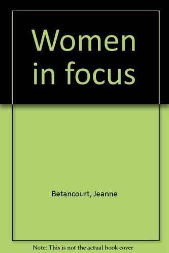 9780827802612: Women in focus