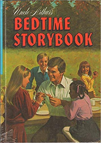 Uncle Arthur's Bedtime Storybook (0828001634) by Arthur Stanley Maxwell
