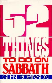 9780828001991: Fifty-Two Things to Do on Sabbath