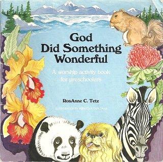 9780828006798: God did something wonderful