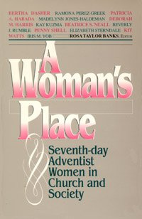 9780828006828: Woman's Place Seventh Day Adventist Women in Church and Society