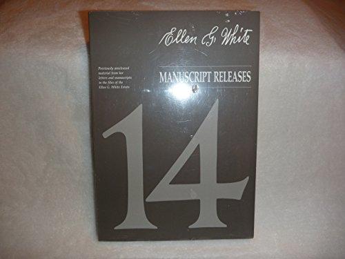 9780828007535: Ellen G White Manuscript Releases Volume 14