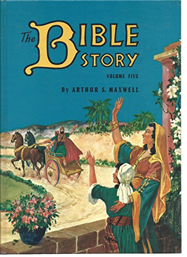 9780828007993: The Bible Story, Vol. 5: Great Men of God