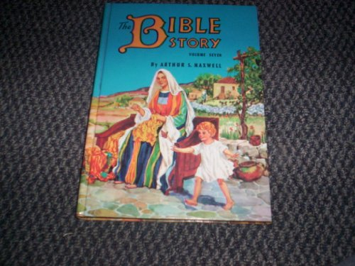 9780828008013: The Bible Story, Vol. 7: Wonderful Jesus