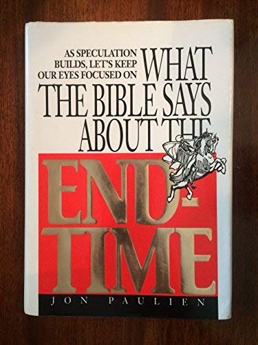 9780828008433: What the Bible Says About the End Time