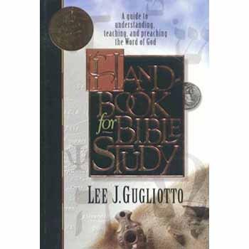9780828009218: Handbook for Bible Study