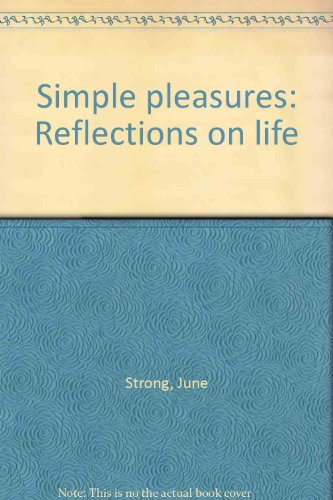 9780828009263: Simple pleasures: Reflections on life