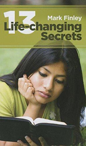 9780828009775: Thirteen life-changing secrets