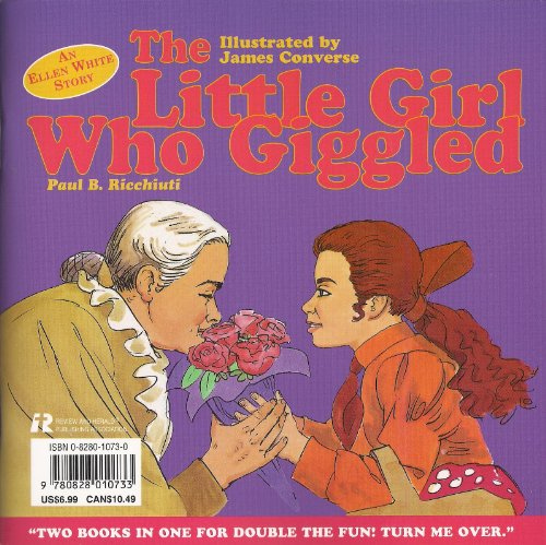The little girl who giggled ;: Camp meeting angel (0828010730) by Ricchiuti, Paul B