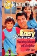 9780828010849: Easy Obedience (Foundation of Parenting Series : No. 1)