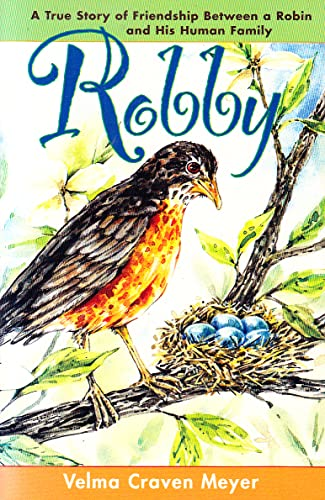 Image result for robby the robin velma meyer