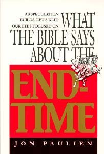 9780828014007: What the Bible Says About the End-Time