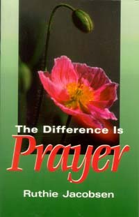 9780828014151: The difference is prayer
