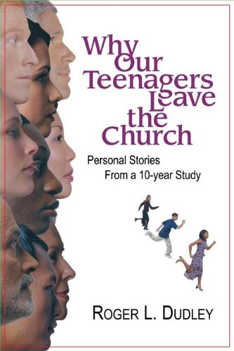 9780828014588: Why Our Teenagers Leave the Church: Personal Stories from a 10-Year Study