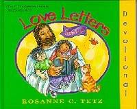 9780828015165: Love letters from Jesus: The 27 fundamental beliefs for preschoolers : devotional