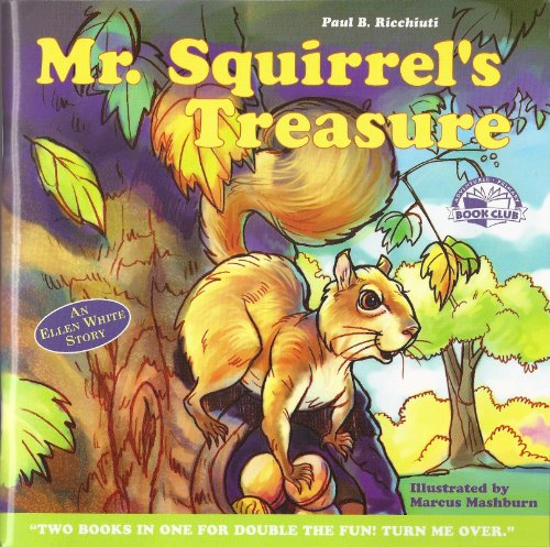 9780828015646: Mr. Squirrel's Treasure / Ellen's Miracle Horse (Adventurer Primary Book Club)