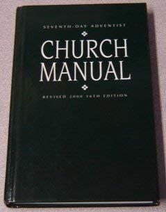 9780828015974: Seventh - Day Adventist Church Manual