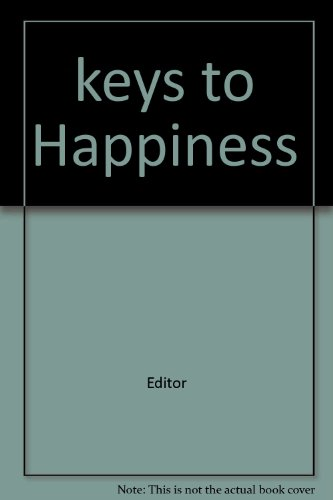 9780828017275: keys to Happiness