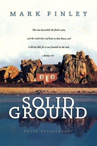 Solid Ground: Mark Finley