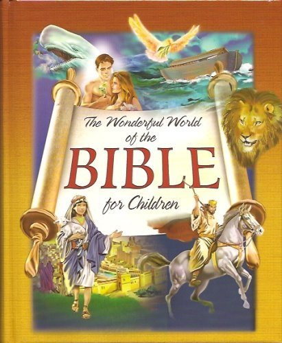 9780828017985: The Wonderful Word of the Bible for Children