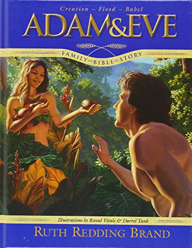 9780828018500: Adam and Eve (Family Bible Story)