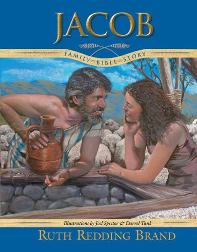 9780828018524: Jacob (Family Bible Story)