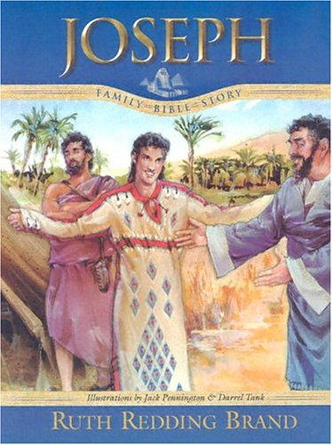 9780828018548: Joseph (Family Bible Story)