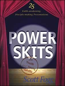 9780828018838: Power Skits for Youth and Young Adults: 25 Faith-Awakening, Disciple-Making Drama Presentations