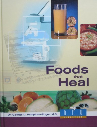 9780828019347: Foods That Heal