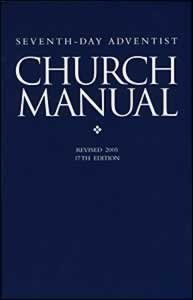 9780828019477: Seventh-day Adventist Church Manual (Revised 2005)
