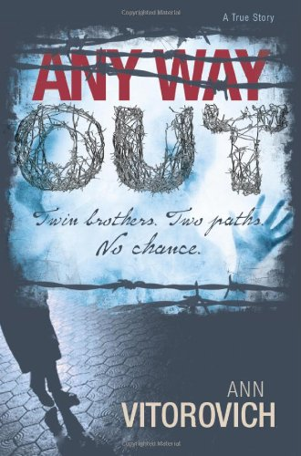 9780828023382: Any Way Out: Twin Brothers, Two Paths, No Chance