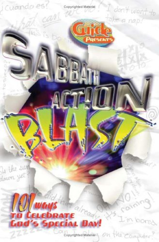 9780828023689: Guide Presents Sabbath Action Blast!: 101 Ways to Celebrate God's Special Day!