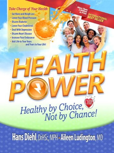 9780828025942: Health Power: Health by Choice, Not by Chance!