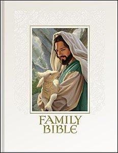 9780828025959: Family Keepsake Bible KJV English White