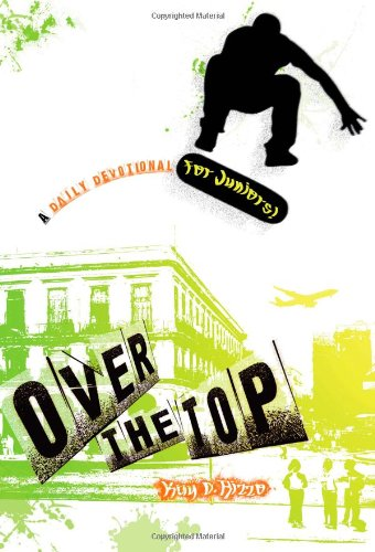 Over the Top: A Daily Devotional for Juniors Over the Top: A Daily Devotional for Juniors, Kay D. Rizzo, Used, 9780828025980 A+ Customer service! Satisfaction Guaranteed! Book is in Used-Good condition. Pages and cover are clean and intact. Used items may not include supplementary materials such as CDs or access codes. May show signs of minor shelf wear and contain limited notes and highlighting.