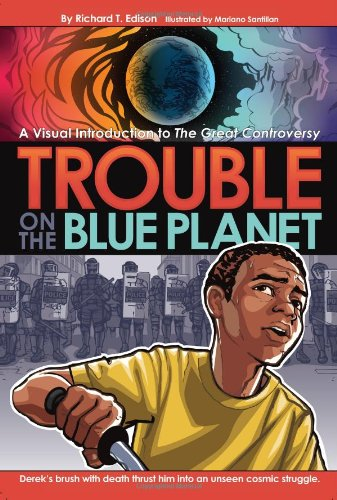 9780828026550: Trouble on the Blue Planet