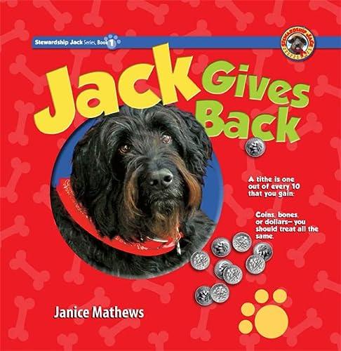 9780828026673: Jack Gives Back (Stewardship Jack)