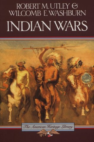 9780828102025: Indian Wars (American Heritage Library)