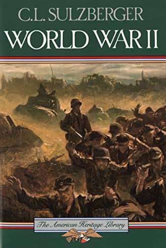 9780828103312: World War II (American Heritage Library)