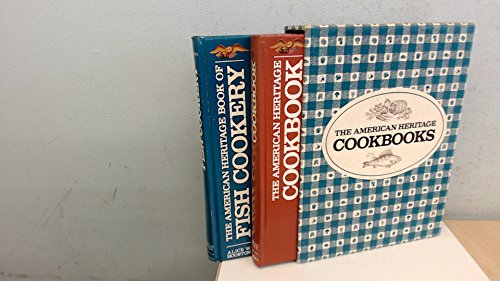 The American Heritage Cookbook & The American Heritage Book of Fish Cookery (2 Box Set): Alice ...